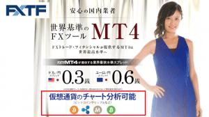 MT4(メタトレーダー4)┃FXトレード・フィナンシャル(FXTF)