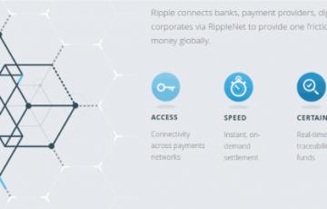 リップルはあらゆる支払いシステムをつなぐネットワークを構築する