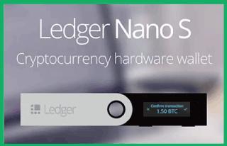 仮想通貨ハードウェアウォレット┃Ledger Nano S(レジャーナノエス)
