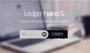 長期・大金の保管で最もおすすめな「Ledger Nano S」