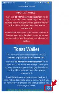 リップル(XRP)のローカルウォレット┃ToastWallet(トーストウォレット)の設定方法や使い方を解説