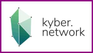 分散型取引所DEX┃kyberNetwork